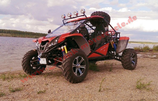 Strandbuggy Fight Wolf 1500 4x4 UTV Side-by-Side