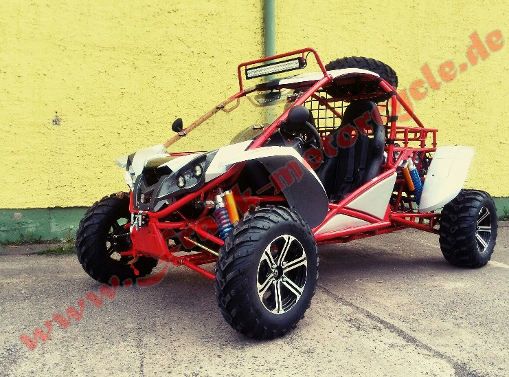 Buggy Fight Wolf 1500 4x4 LE UTV Side by Side